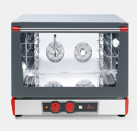CONVECTION OVEN WITH HUMIDITY