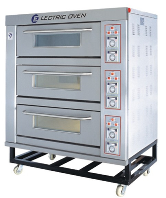 Triple Deck ELECTRIC OVEN