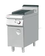 Gas Style Lava Rock Grill
