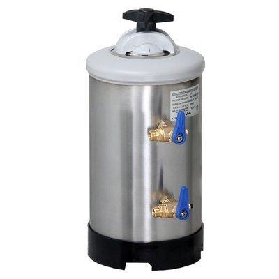 Water softener.