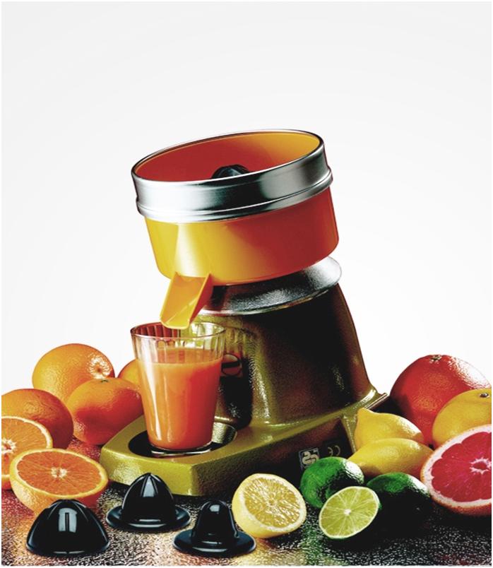 Citrus juicer.