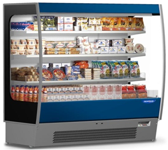 Lido Dairy Products Display.