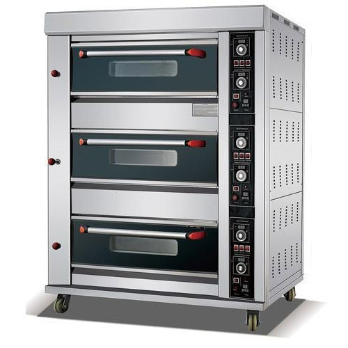 Triple Deck GAS OVEN