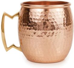 COPPER STAINLESS STEEL MULE MUG