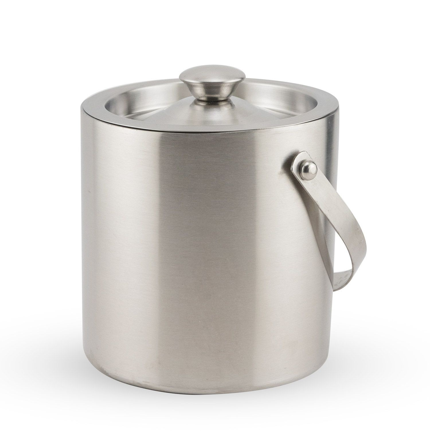 STAINLESS STEEL ICE BUCKET      1.5 ltrs