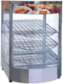 Food display warmer.