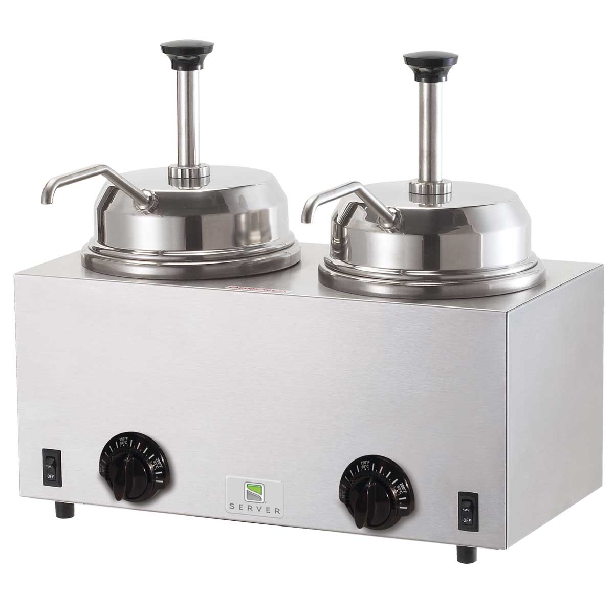 ​HOT TOPPING (TWIN PUMP/ LADLE WARMER)