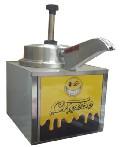 Square cheese warmer