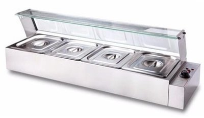 ​BAIN MARIE  GLASS COVER