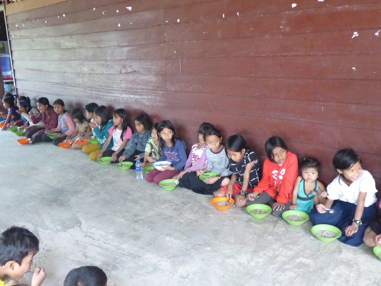 Nutritious Soup per child per week