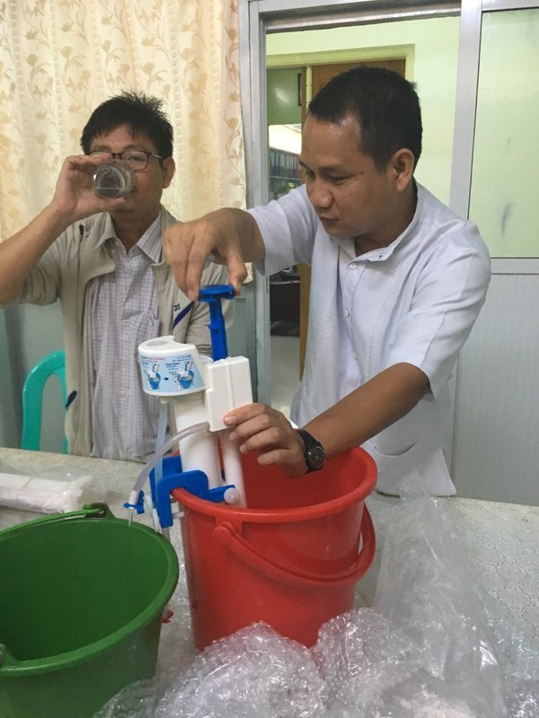 Grifaid Water Filter