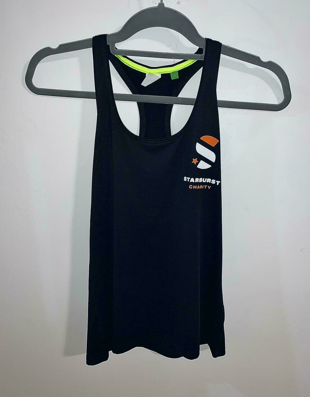Starburst Vest top with logo