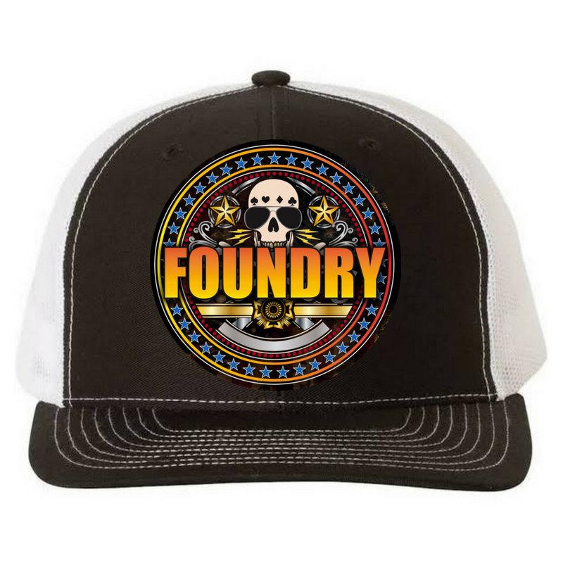 Foundry Skull Hat