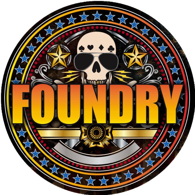 Foundry Sticker