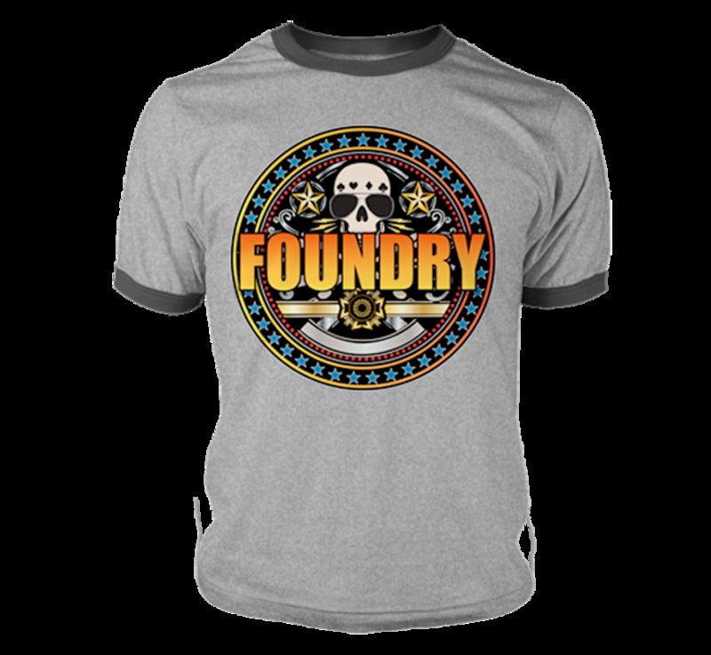 Foundry Skull Ringer