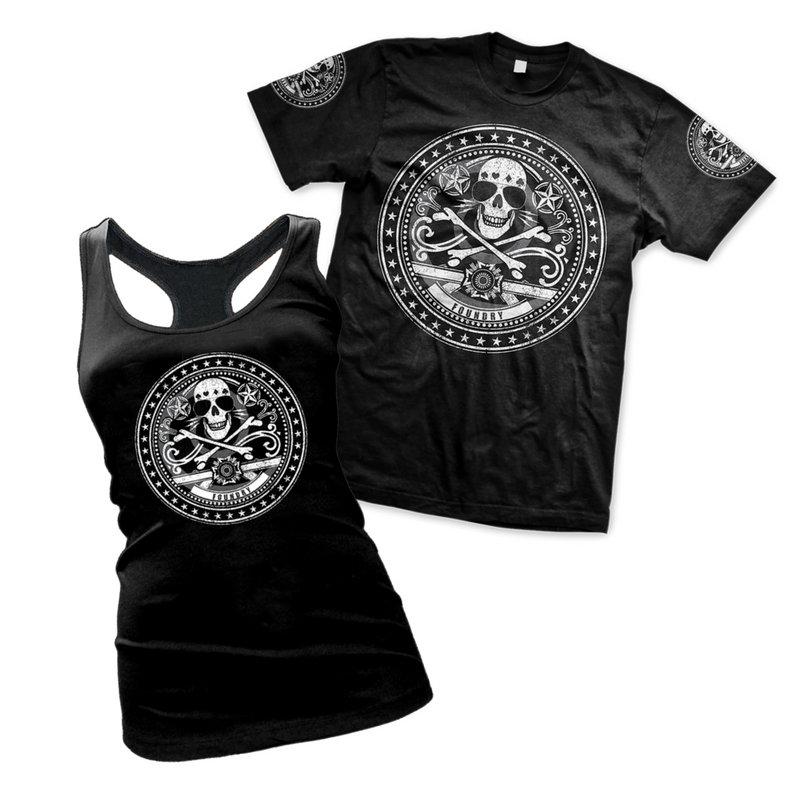 Skull T-Shirt & Tank
