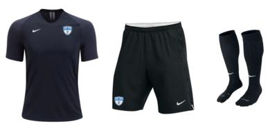SAN JUAN 2020 Black Keeper Uniform Set