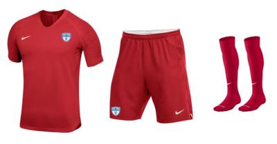 SAN JUAN 2020 Red Keeper Uniform Set