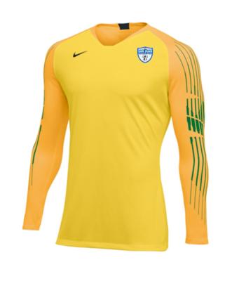 SAN JUAN Yellow Longsleeve Keeper Jersey