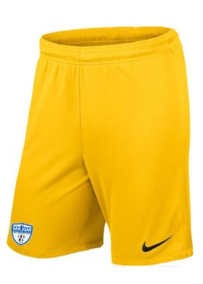 SAN JUAN Yellow Keeper Shorts