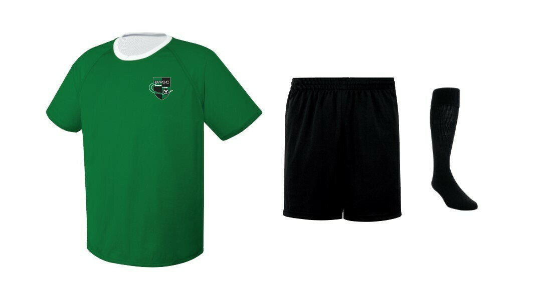RYSC U6-U8 Uniform Package