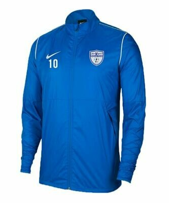 SAN JUAN Club Training Jacket-Nike Windbreaker