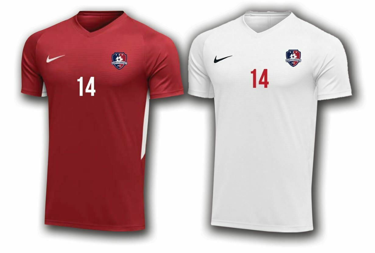 NCFC Game Jerseys