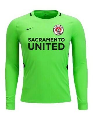 SAC UNITED Long Sleeve Keeper Jersey