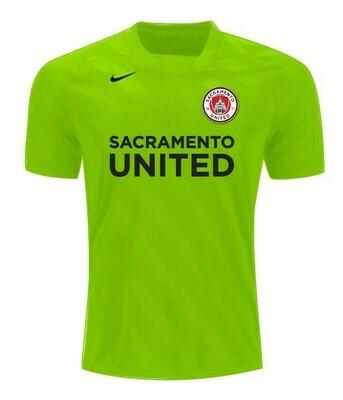 SAC UNITED Short Sleeve Keeper Jersey