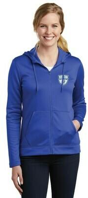 SJ Women's Nike Therma-FIT Full Zip Fleece Hoodie (2 Colors)