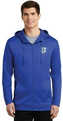 SJ Nike Therma-FIT Full Zip Fleece Hoodie (3 Colors)
