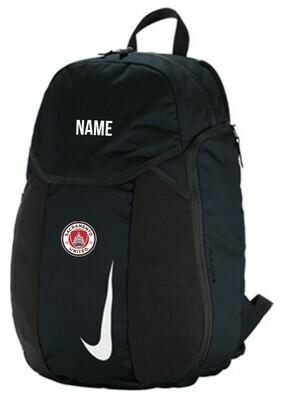 SAC UNITED Backpack with name