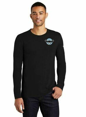 Blackhawks Nike Long Sleeve Tee (2 Colors)