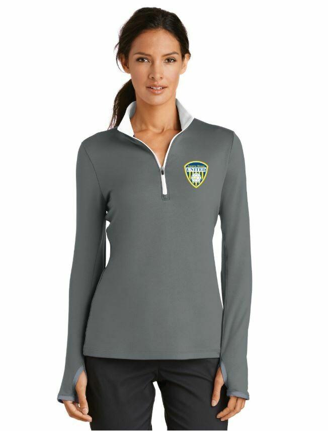 SRU Women's Nike Half Zip