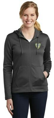 SRU Women's Nike Therma-FIT Full Zip Fleece Hoodie