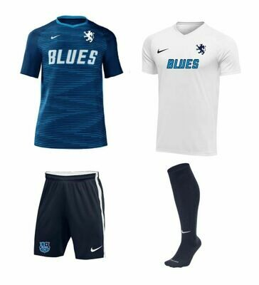 Blues FC Boys Uniform Package