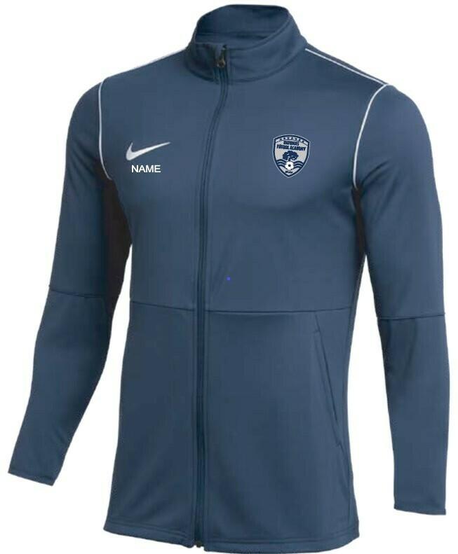Natomas FA Club Jacket