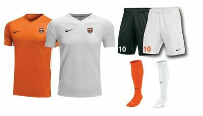 Woodland SC Game Uniform Kit