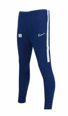 Nevada United Club Pant with number
