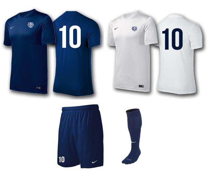 Nevada United Uniform Package