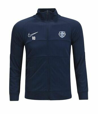 Nevada United Club Jacket with number
