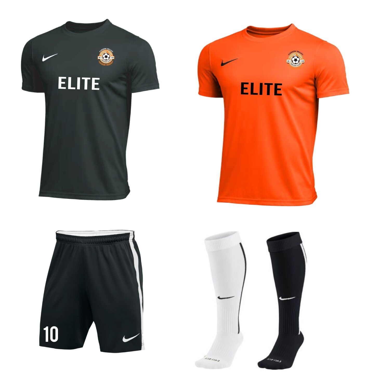 Carson Valley SC ELITE Game Uniform Package