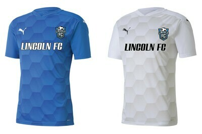 Lincoln FC Game Jerseys