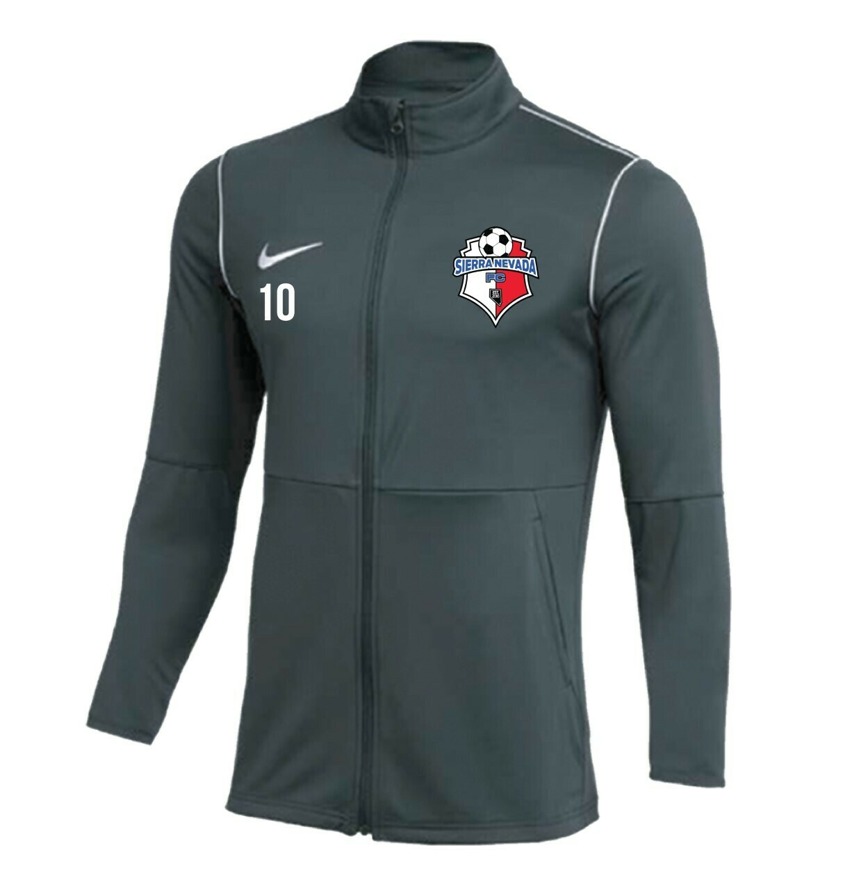 Sierra Nevada FC Club Jacket with number