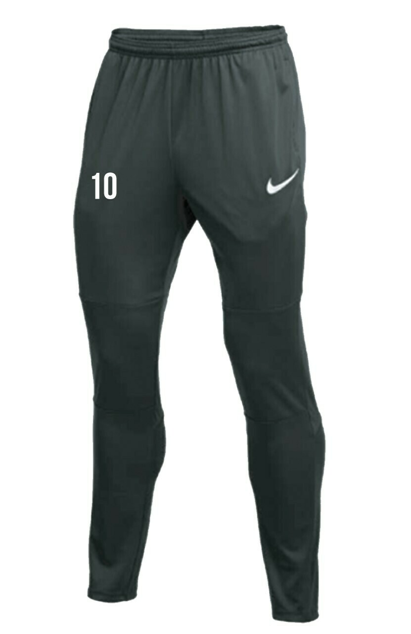 Sierra Nevada FC Club Pant with number
