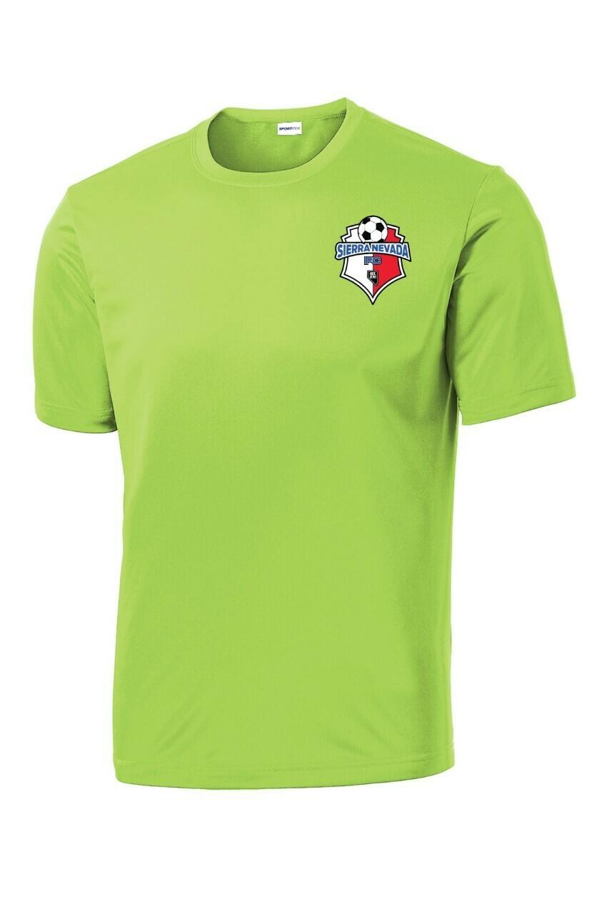 Sierra Nevada FC Training Jersey