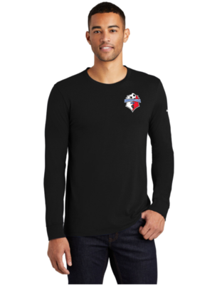 Sierra Nevada FC Nike Long Sleeve Tee (2 Colors)