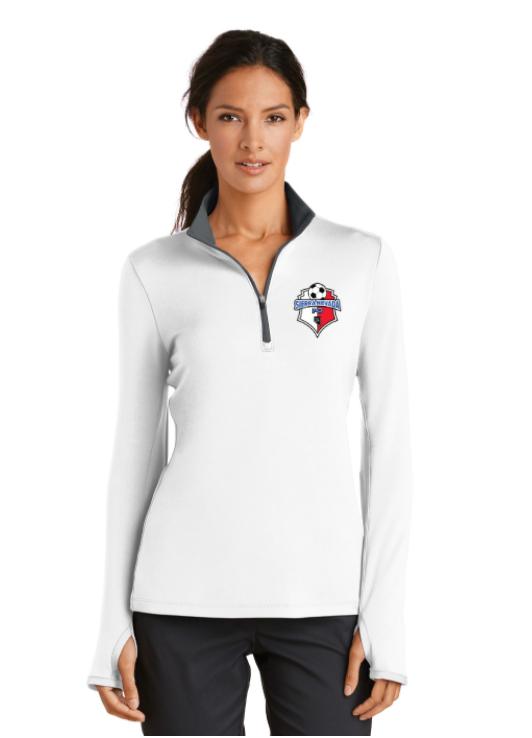 Sierra Nevada FC Women's Nike Half Zip (3 Colors)