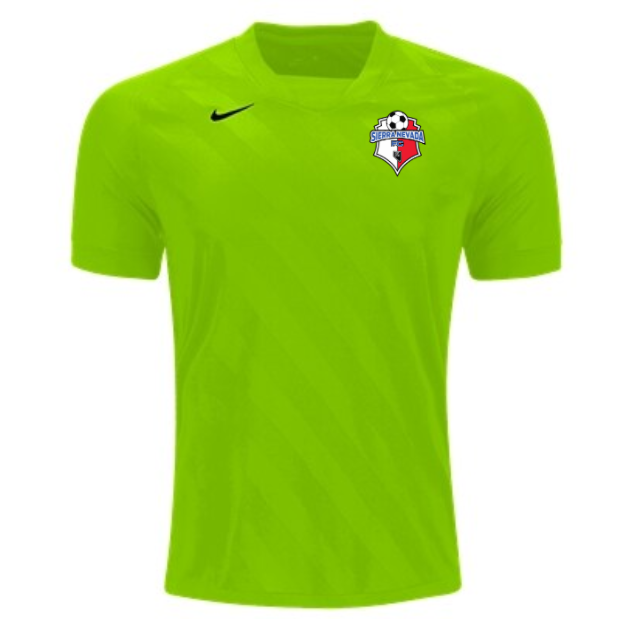 Sierra Nevada FC Short Sleeve Keeper Jersey