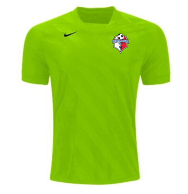 Sierra Nevada FC Short Sleeve Keeper Jersey